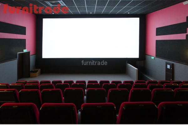 Кинотеатральные кресла Спутник от производителя  в Кинотеатре Синема Компани Гагарин  г. Ивантеевка