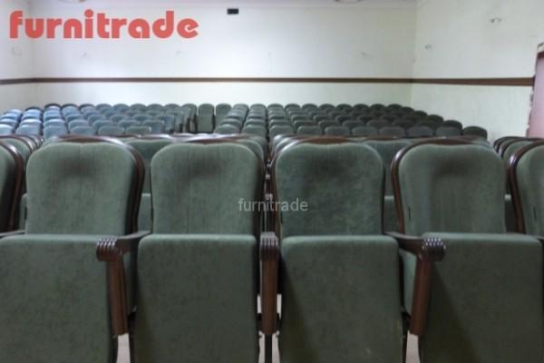 Театральные кресла  Пушкин от производителя  в санатории с. Варзи-Ятчи