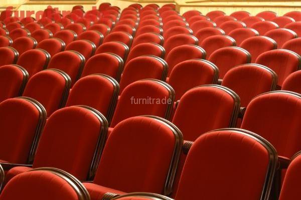 Театральные кресла Грация в Омске от Фурнитрейд.