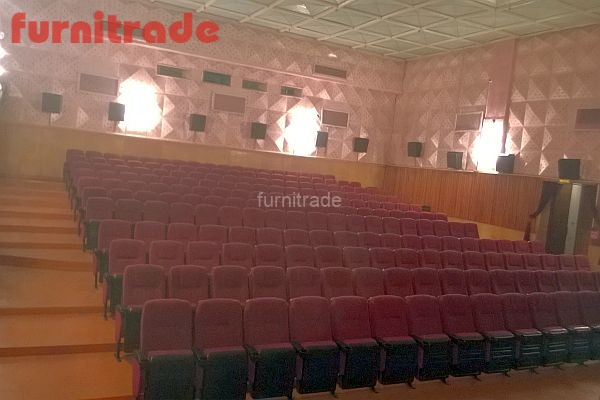 Кинотеатральные кресла Орион в Советсокй Гавани от производителя Фурнитрейд