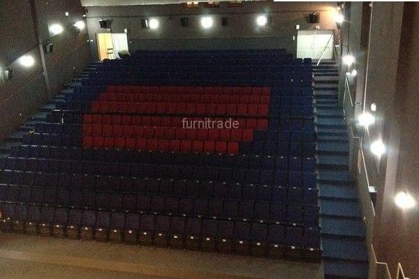 Кинотеатральные кресла Спутник в Кинотеатр 40 лет победы ст. Динская