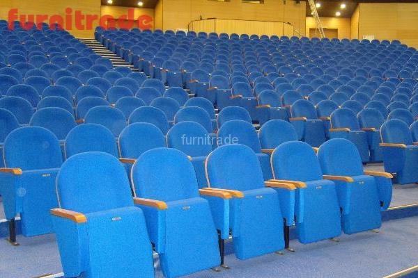 Театральное кресло Премьер для конференц зала в Московской области от производителя