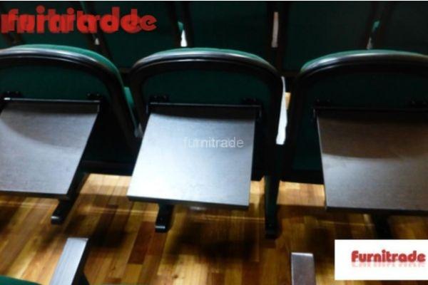 Пюпитр на спинке кресла Классика Текс в Центре культуры и кино г. Ивдель