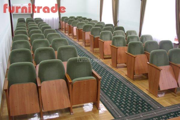 Конференц кресло Леонард от Фурнитрейд в конференц-зале г. Краснодара