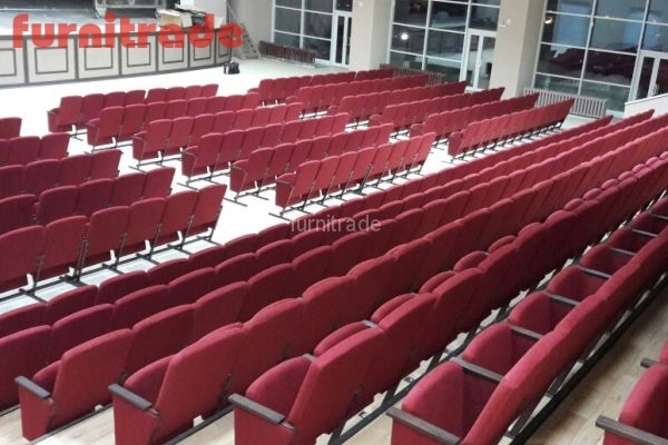 Театральные кресла в Челябинске от производителя Фурнитрейд