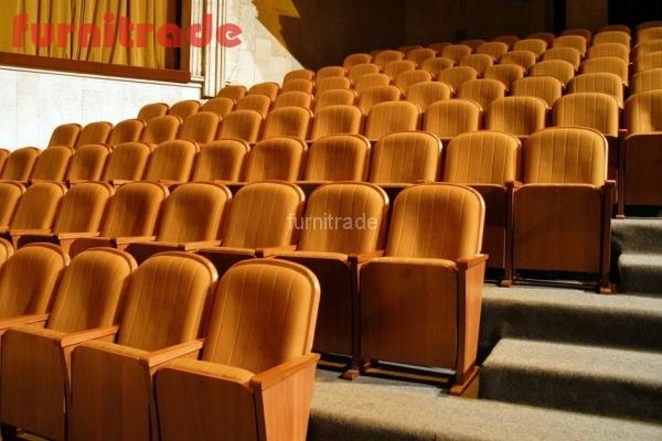 Театральные кресла Классика от производителя Фурнитрейд в Москве