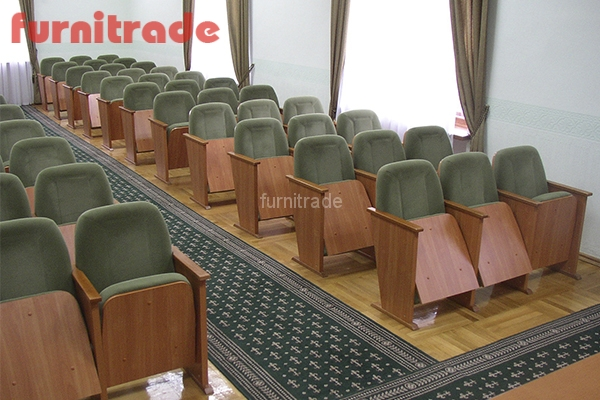 Кресла для конференц-залов Леонард, цена от производителя. Доставка.
