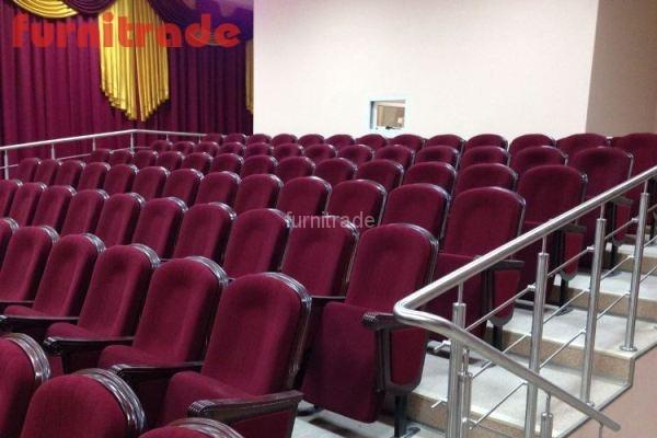 Кресла для залов от производителя в Мурманске