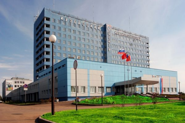 Конференц-кресла Спутник Кузбасский кардиоцентр