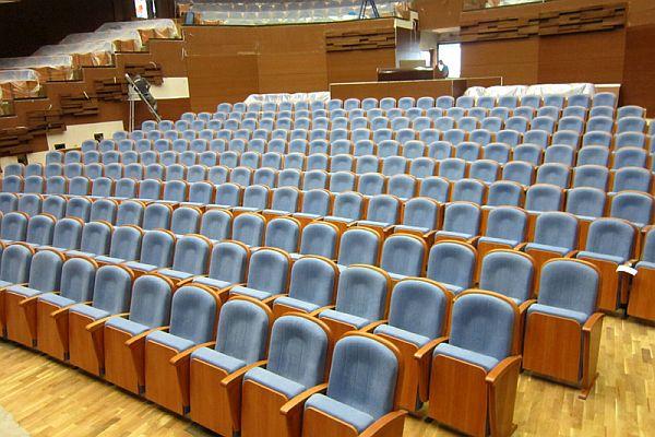 Большой зрительный зал областной Филармонии, г. Пенза