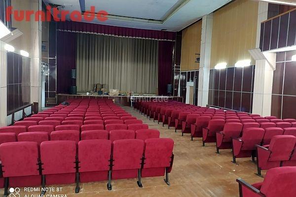СДК Новослободск, Калужская область, кресла Соло от Фурнитрейд